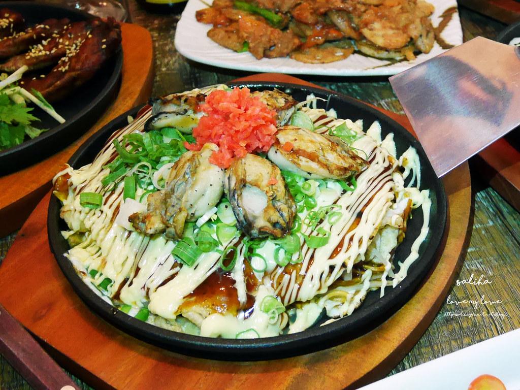 台北中山區中山站好吃大阪燒廣島燒abv日本料理餐廳推薦 (1)