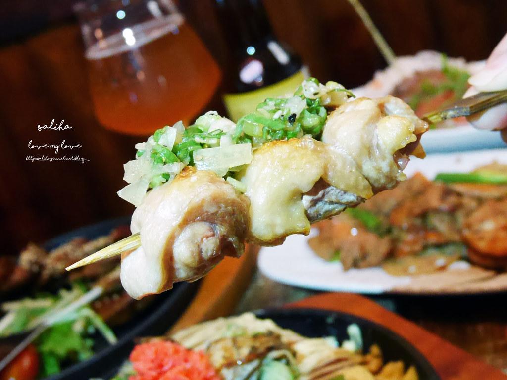 台北中山區好吃串燒居酒屋小酌不限時餐廳abv酒館 (2)