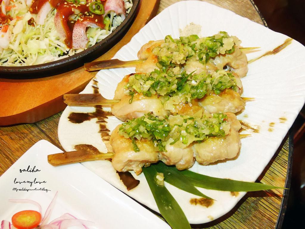 台北中山區好吃串燒居酒屋小酌不限時餐廳abv酒館 (1)