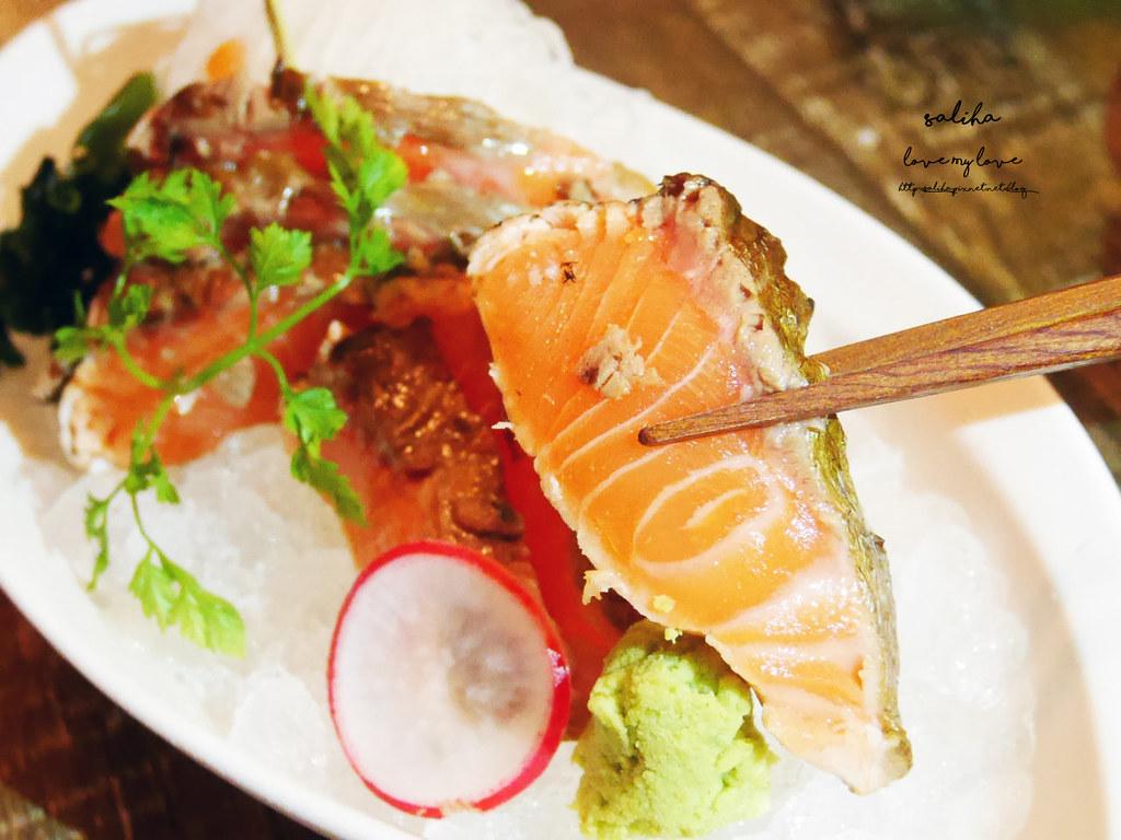 台北中山區中山站日式居酒屋氣氛好復古小酒館abv日本料理 (3)