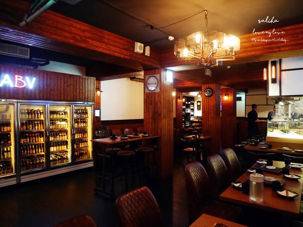 台北中山站附近餐廳推薦ABV Bar Kitchen 日式居酒館世界精釀不限時聚餐 (2)