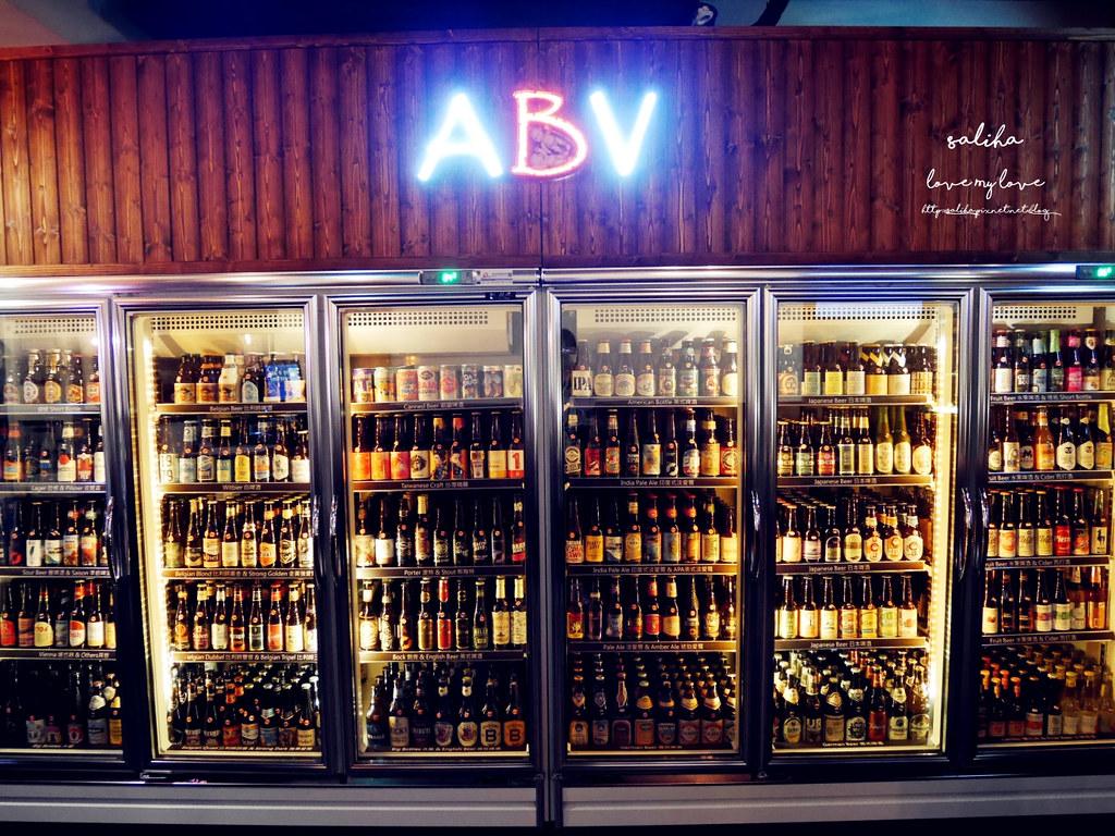 台北中山站附近餐廳推薦ABV Bar Kitchen 日式居酒館世界精釀不限時聚餐 (3)