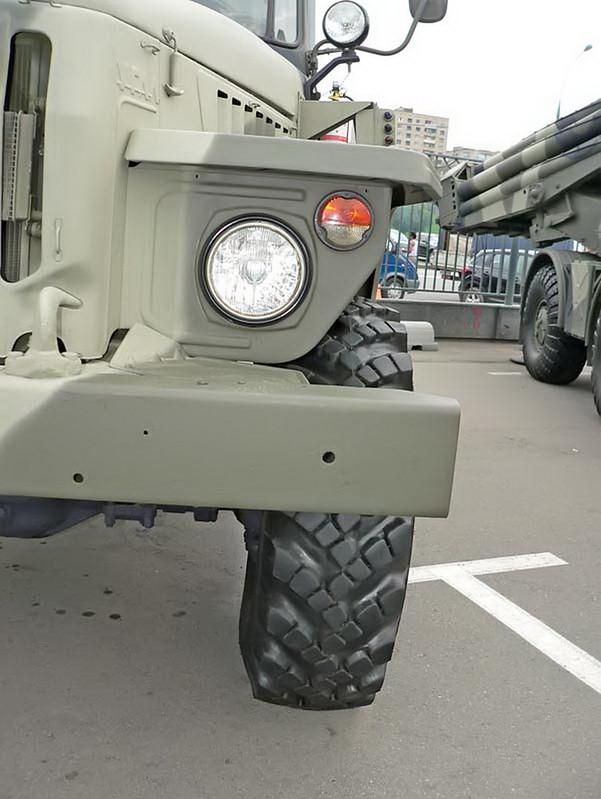 BM-21 Grad on URAL 4320 9