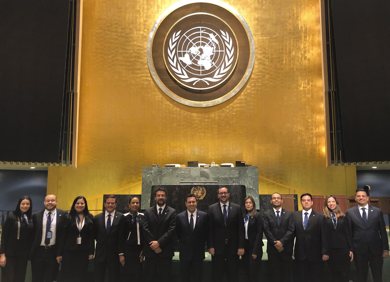 Embajador Moncada: Venezuela libre y soberana es reconocida por el mundo