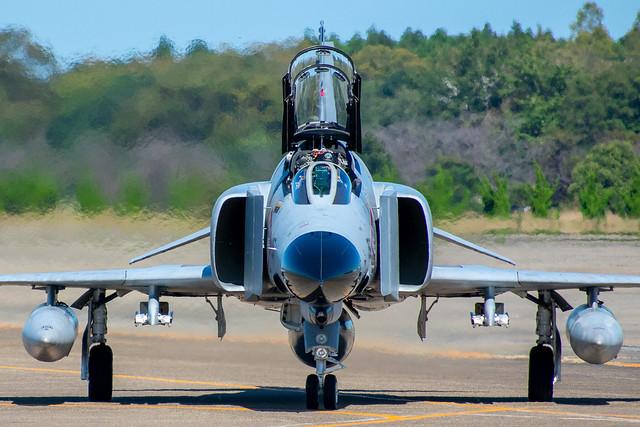 57-8356 McDonnell Douglas F-4EJ Kai Phantom II