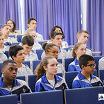 Qui, 17/10/2019 - 13:24 - O Politécnico de Lisboa, em parceria com o Centro Nacional de Cibersegurança realizam, durante o mês de outubro, um conjunto de ações de sensibilização e treino em cibersegurança, dirigido a estudantes do ensino secundário. A primeira ação decorreu no Instituto dos Pupilos do Exército, no dia 17 de outubro de 2019.