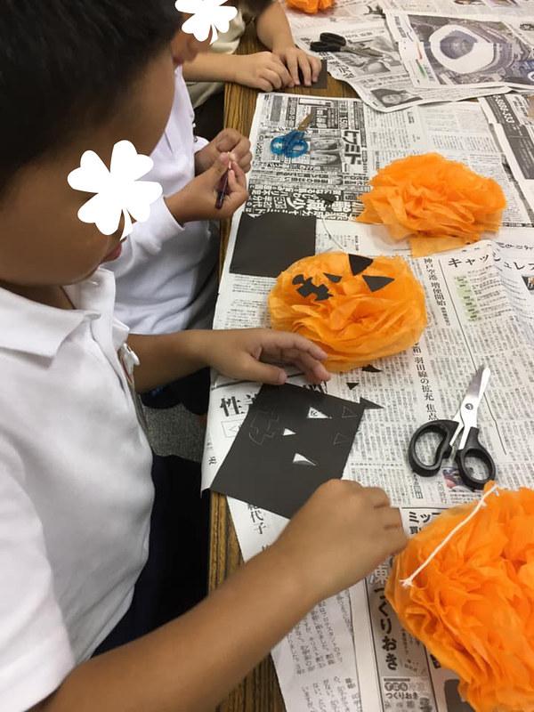 お花紙で かぼちゃ03.edit