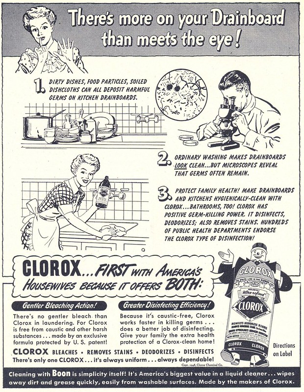 Clorox 1948