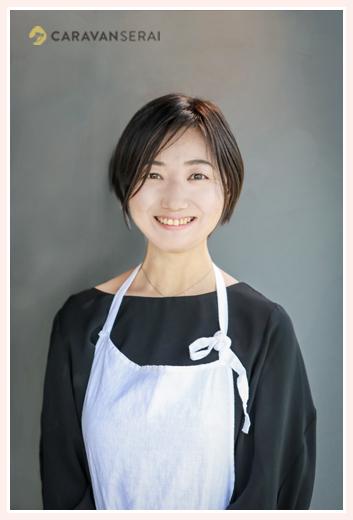 ニジイロランプ オーナー 山田貴子さん