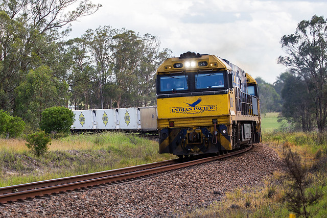Not the Indian Pacific