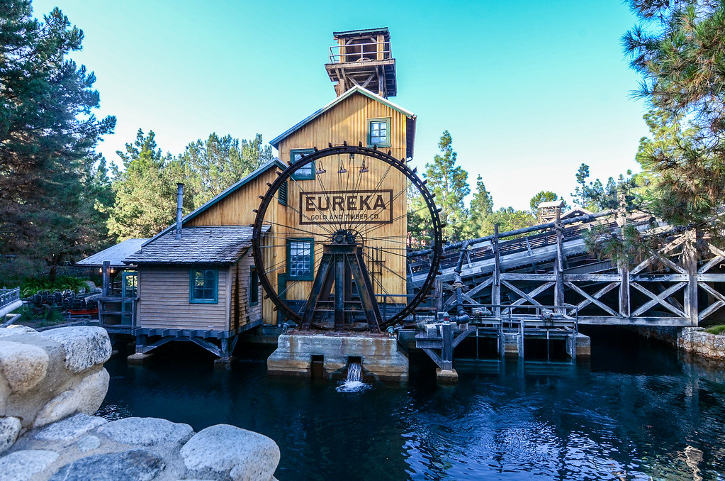 Eureka Grizzly River Run DCA