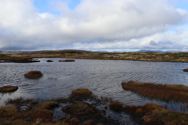 Uplands and Lochan