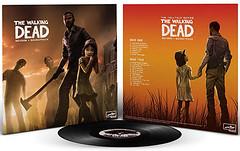 Bande originale The Walking Dead : The Telltale Series – intégrale vinyle