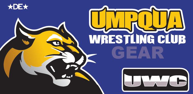 Umpqua Wrestling Club Gear UWC