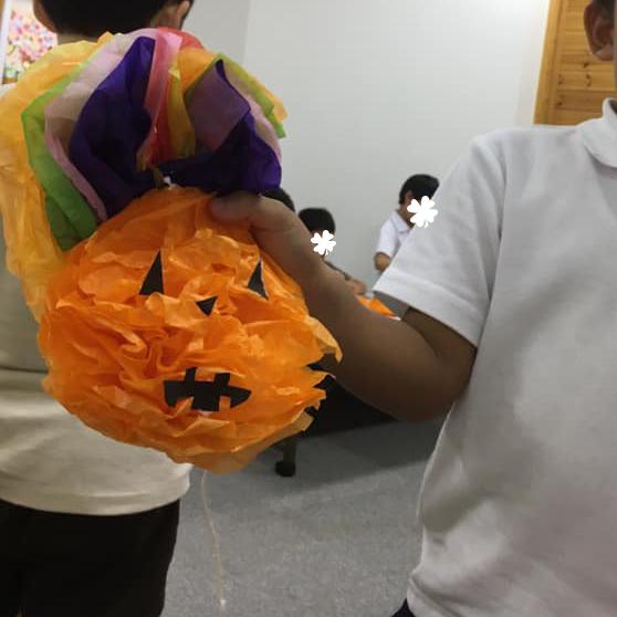 お花紙で かぼちゃ04.edit