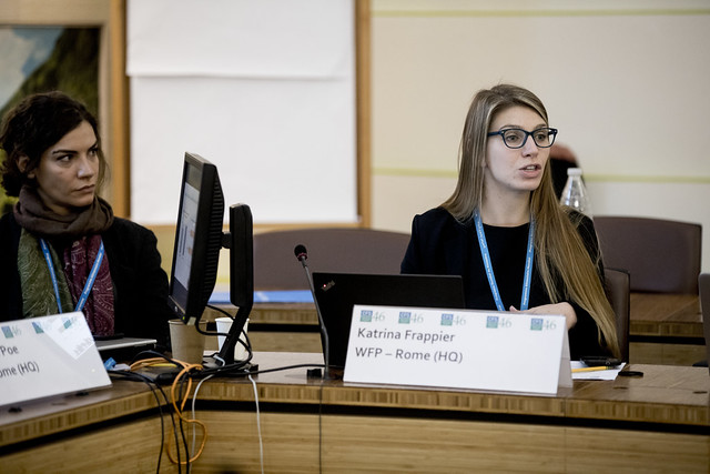 CFS 46 Side Event:  SE090 The Migration Pulse: Monitoring hunger and displacement by giving a voice to affected populations using advanced digital technologies