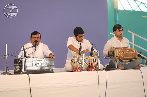 Gobind Barot Ji and Saathi presented Bhajan, Daman and Diu