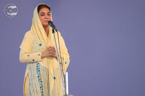 Speech by Kamna Ji, Dwarka DL