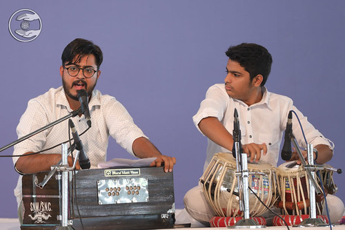 Devotional song presented by Sahil Anand Ji, Rohatak HR