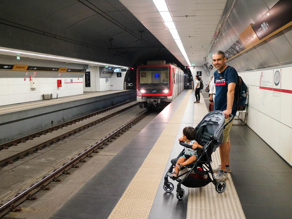 Metro de Catania