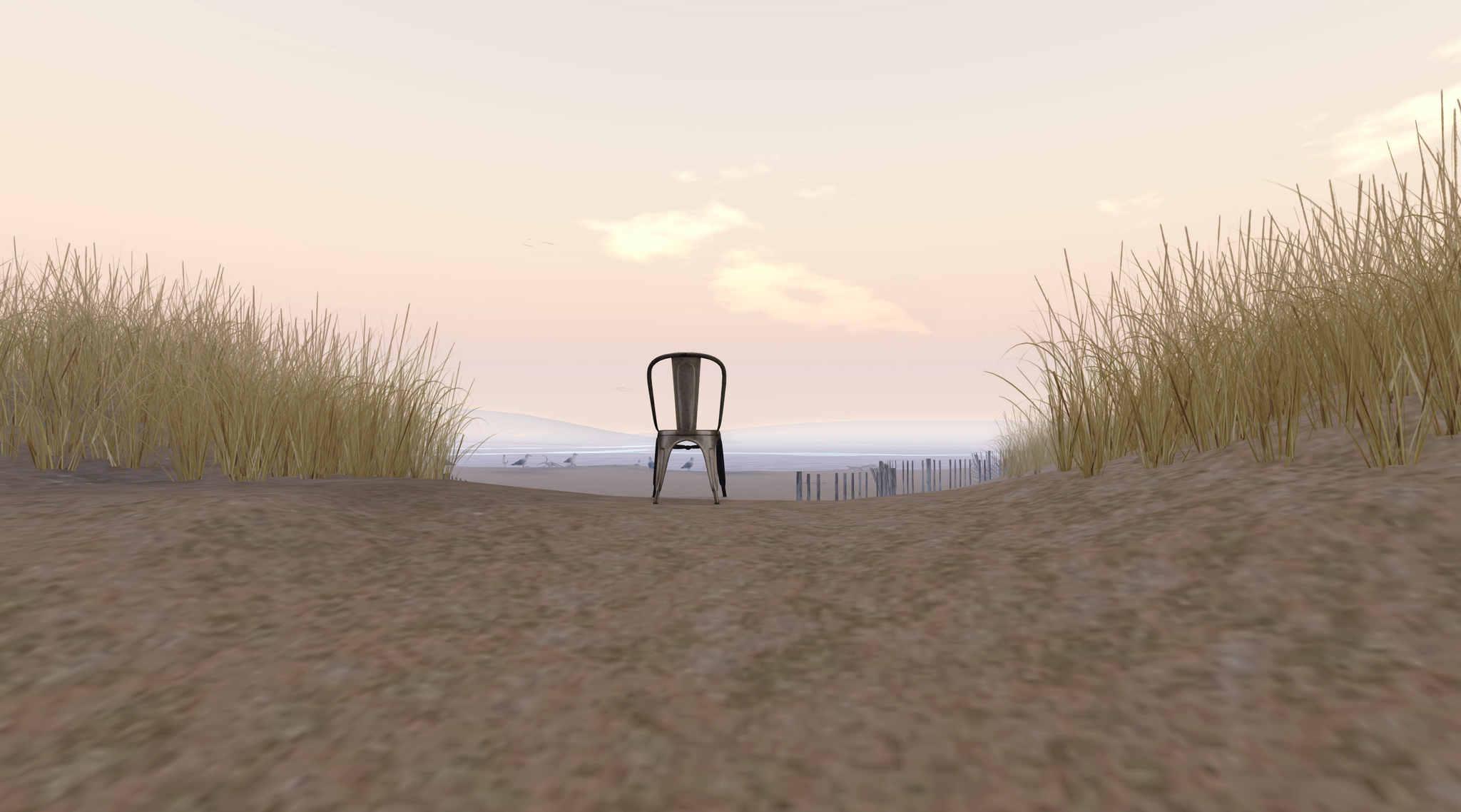 Solitudes 6, by Melusina Parkin