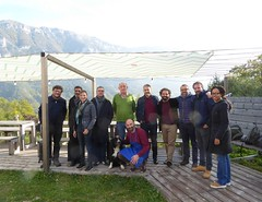 AEIDL Y30#6 group at Il Masetto, Geroli, Alto Adige