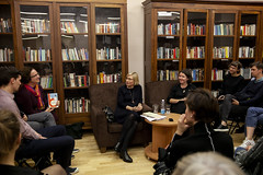 Ket, 10/17/2019 - 19:03 - Fotografijos: © Vilniaus universiteto biblioteka, 2019