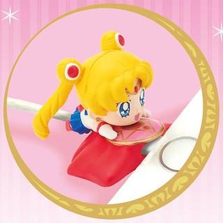 CABLE BITE 《美少女戰士》月光仙子、露娜充電線保護套(美少女戦士セーラームーン) セーラームーン、ルナ