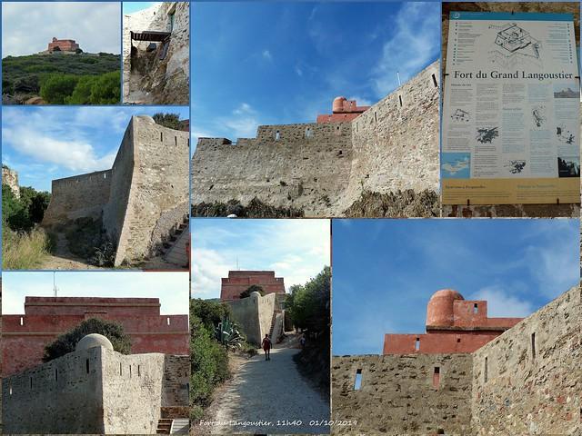 Le Fort du Grand Langoustier.....