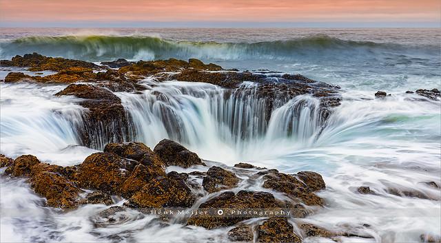 Thor's Well - Oregon - USA