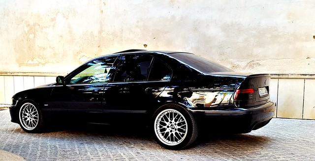 BMW e39 ///M 530da . BBS