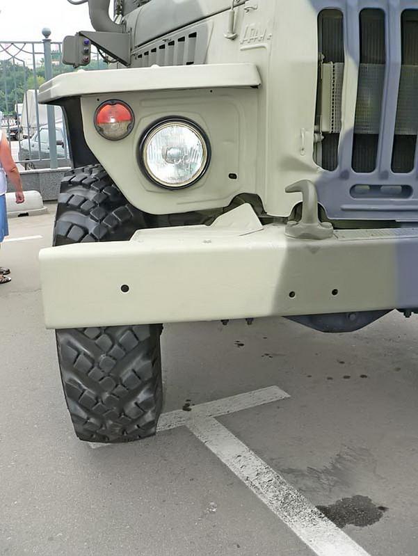BM-21 Grad on URAL 4320 10