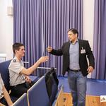 Qui, 17/10/2019 - 14:52 - O Politécnico de Lisboa, em parceria com o Centro Nacional de Cibersegurança realizam, durante o mês de outubro, um conjunto de ações de sensibilização e treino em cibersegurança, dirigido a estudantes do ensino secundário. A primeira ação decorreu no Instituto dos Pupilos do Exército, no dia 17 de outubro de 2019.