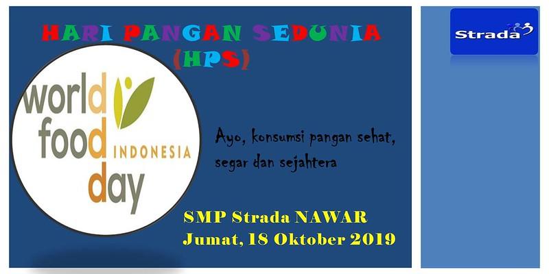 Hari Pangan Sedunia (HPS)