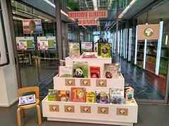 EMERXENCIA CLIMÁTICA na Biblioteca Os Rosales: NON HAI PLANETA B