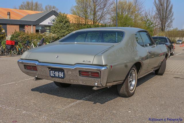 1968 Pontiac GTO - DZ-18-84