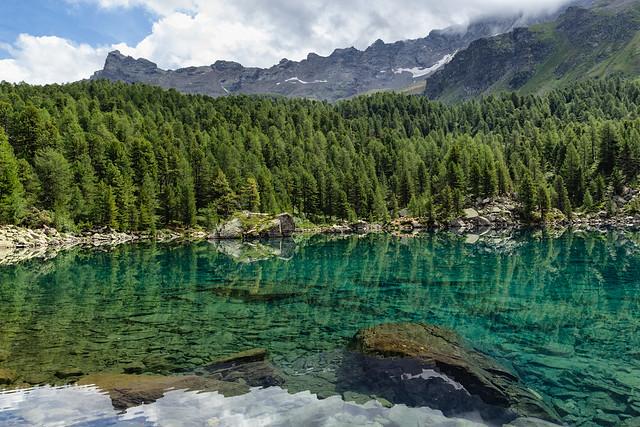 I colori dell'acqua