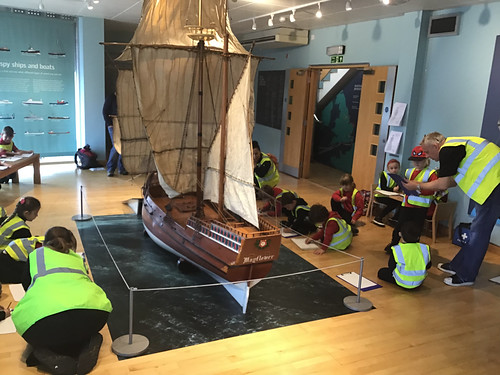 Visiting The Mayflower Museum Plymouth Academy Of Creative Arts