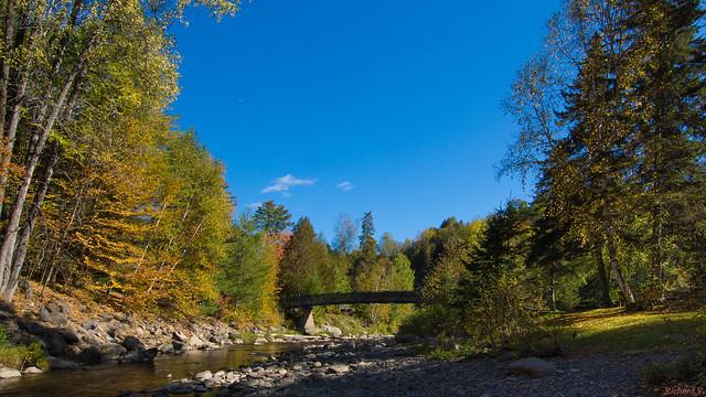 Automne, autumn - Parc des Sept-Chutes, Beauce, PQ, Canada - 4727