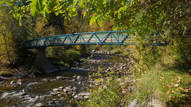 Automne, autumn - Parc des Sept-Chutes, Beauce, PQ, Canada - 4723