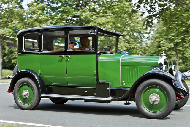 Citroën B14 G Conduite Interieure 1927 (8070)