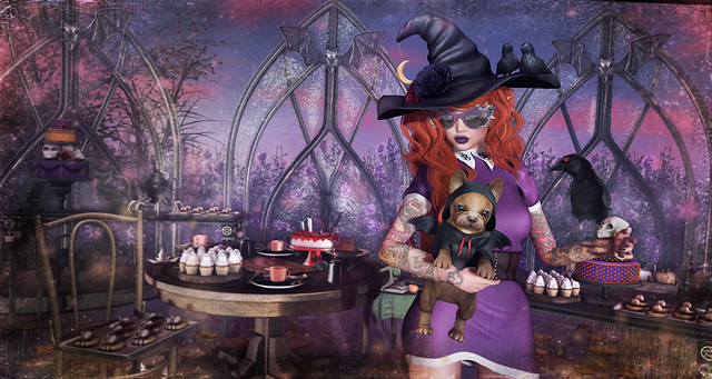 Witching Partytime