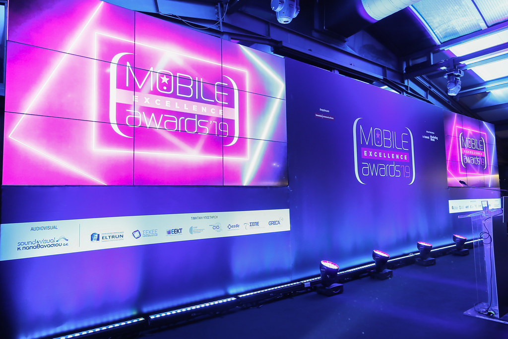 Mobile Excellence Awards 2019 Ceremony