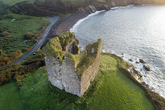 Minard Castle, Kerry