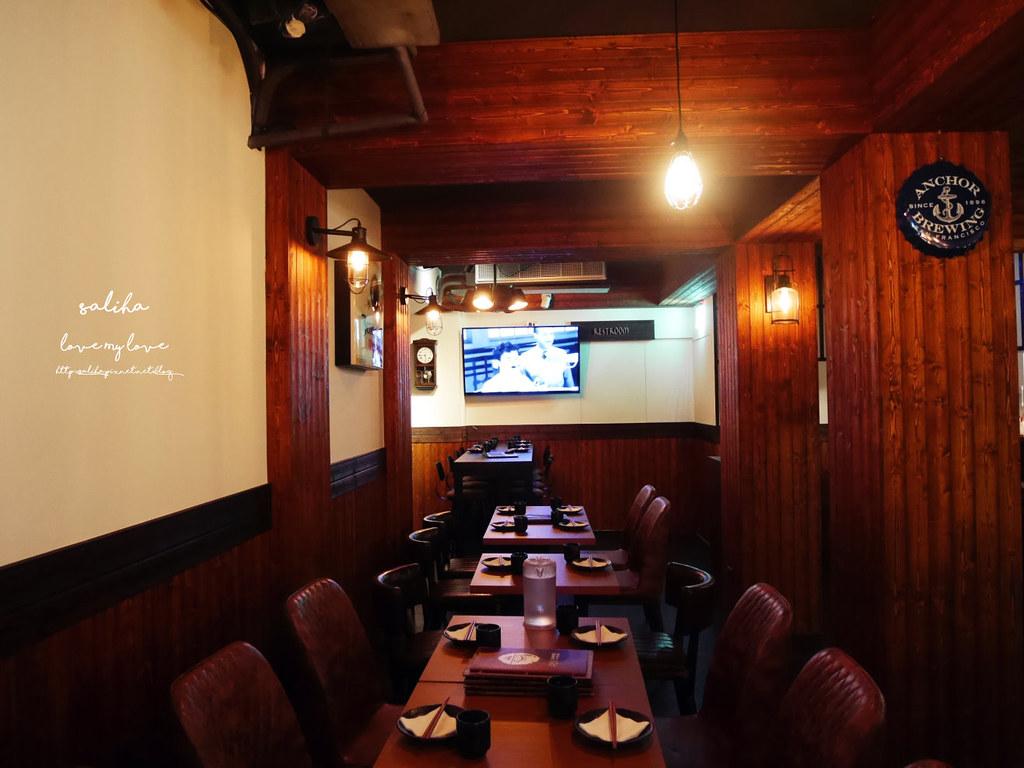 台北中山站附近餐廳推薦ABV Bar Kitchen 日式居酒館世界精釀不限時聚餐 (4)