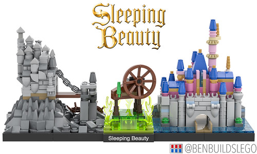 Sleeping Beauty Skyline