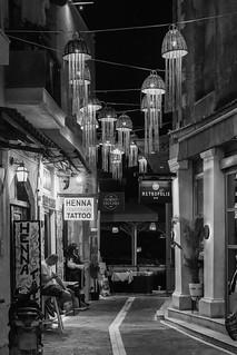 Rethymno, Grete