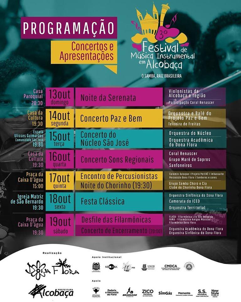 3º Festival de Música Instrumental de Alcobaça