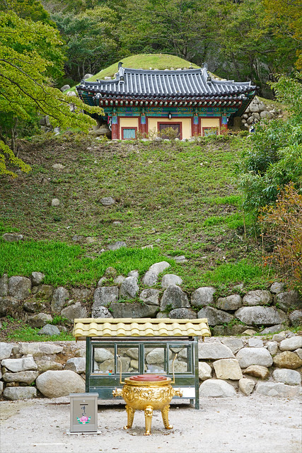 Le site bouddhique de Seokguram (Corée du sud)