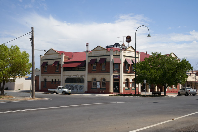 The Doodle Cooma Arms Hotel, Henty, NSW